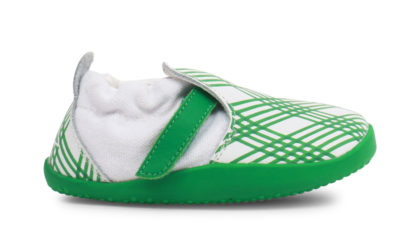 Emerald + White