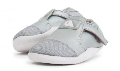 Silver W/ White