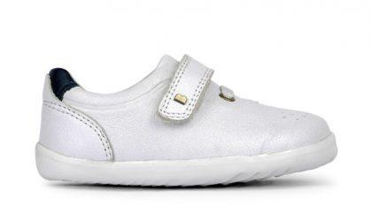 white + navy